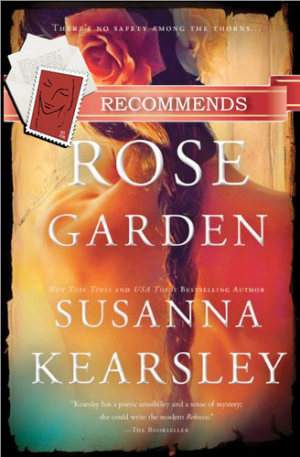 REVIEW AND GIVEAWAY: The Rose Garden by Susanna Kearsley