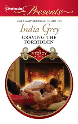 REVIEW:  Craving the Forbidden by India Grey