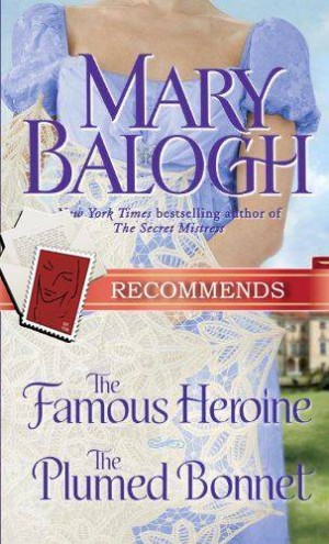 REVIEW: The Famous Heroine by Mary Balogh