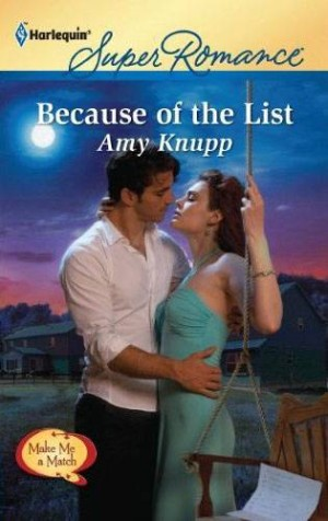 REVIEW: Because of the List by Amy Knupp