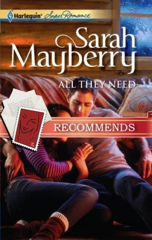 REVIEW: All They Need by Sarah Mayberry