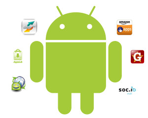 How to install apps on an Android device with no access to the Android Market