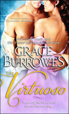 REVIEW: The Virtuoso by Grace Burrowes