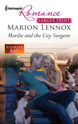 REVIEW: Mardie and the City Surgeon by Marion Lennox