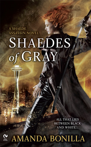 REVIEW: Shaedes of Gray by Amanda Bonilla