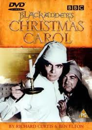 Friday Film Review: Blackadder's A Christmas Carol