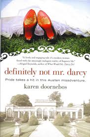 REVIEW: Definitely Not Mr. Darcy by Karen Doornebos