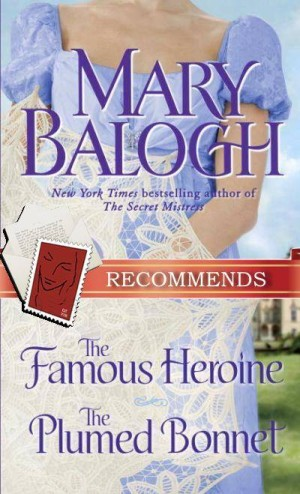 REVIEW: The Plumed Bonnet by Mary Balogh