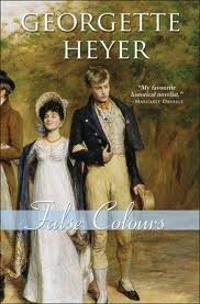 REVIEW: False Colours by Georgette Heyer