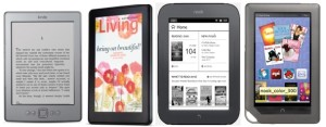 I Received an Ebook Reader, now what?