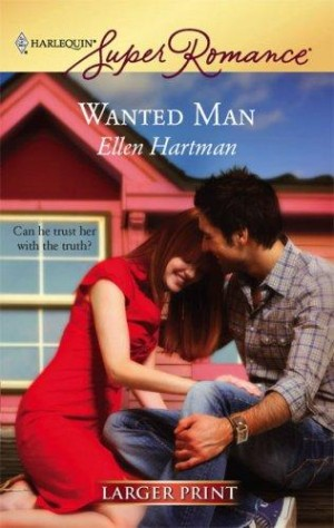 REVIEW: Wanted Man by Ellen Hartman
