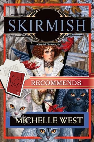 REVIEW: Skirmish by Michelle West