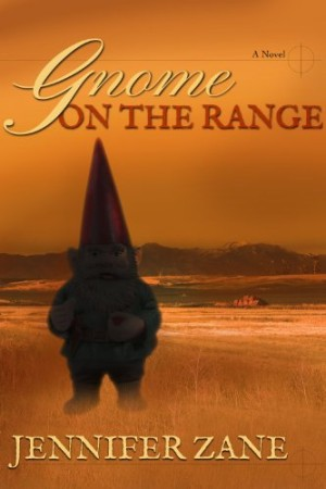 REVIEW: Gnome on the Range by Jennifer Zane