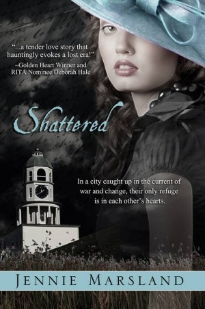 REVIEW: Shattered by Jennie Marsland