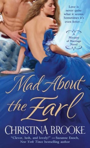 REVIEW: Mad About the Earl by Christina Brooke