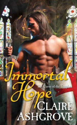 REVIEW: Immortal Hope by Claire Ashgrove