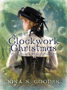A Clockwork Christmas by Nina Goodena