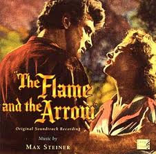 Friday Film Review: The Flame and the Arrow