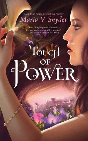 REVIEW: Touch of Power by Maria V. Snyder