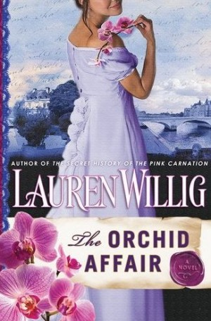 REVIEW: The Orchid Affair by Lauren Willig