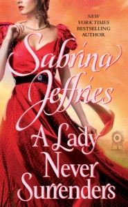 A Lady Never Surrenders Sabrina Jeffries