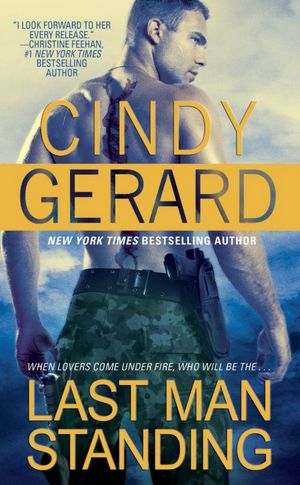 REVIEW: Last Man Standing by Cindy Gerard
