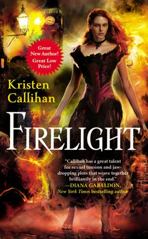 REVIEW: Firelight by Kristin Callihan