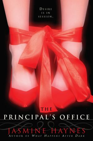 REVIEW:  The Principal's Office by Jasmine Haynes