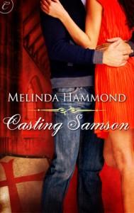 Casting Samson by Melinda Hammond