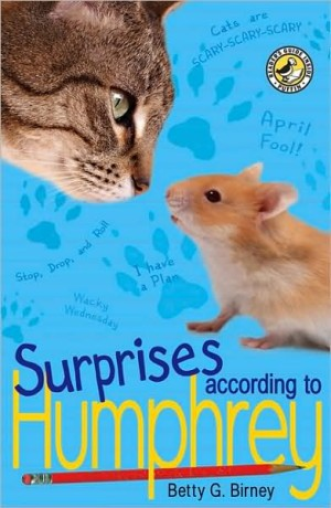 GUEST REVIEW: Surprises According to Humphrey by Betty G. Birney