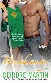 REVIEW: Breakaway by Deirdre Martin