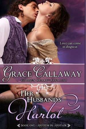 REVIEW: Her Husband's Harlot by Grace Callaway