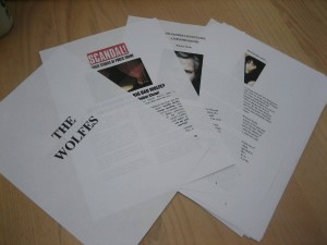 Behind the Scenes of a Connected Series at Harlequin: The Making of the Notorious Wolfes