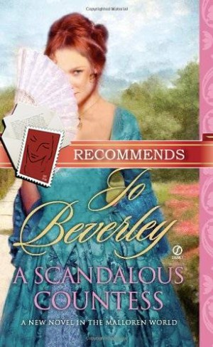 REVIEW: The Scandalous Countess by Jo Beverley