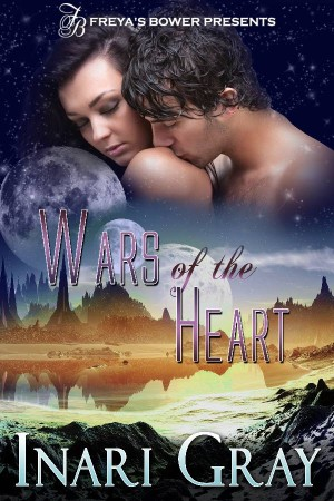 REVIEW: Wars of the Heart by Inari Gray