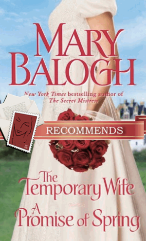 REVIEW: The Temporary Wife by Mary Balogh