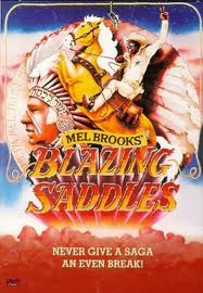 Friday Film Review: Blazing Saddles