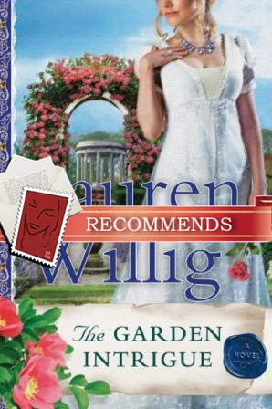 REVIEW: The Garden Intrigue by Lauren Willig