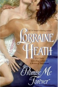 REVIEW:  Promise Me Forever by Lorraine Heath