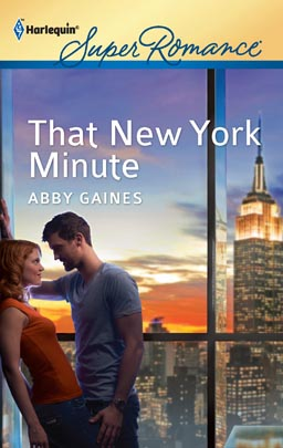 REVIEW:  That New York Minute by Abby Gaines