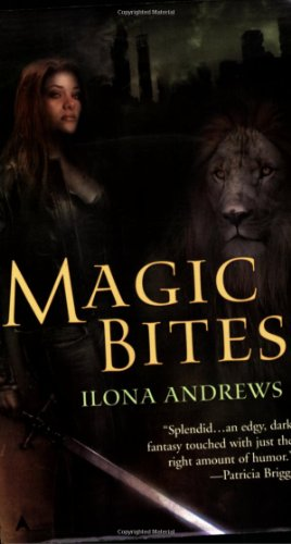 Recommended Reads Saturday: Magic Bites by Ilona Andrews