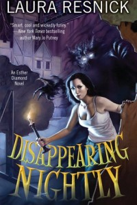 REVIEW:  Disappearing Nightly by Laura Resnick