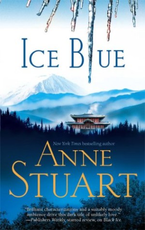 REVIEW:  Ice Blue by Anne Stuart