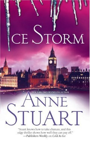 REVIEW:  Ice Storm by Anne Stuart