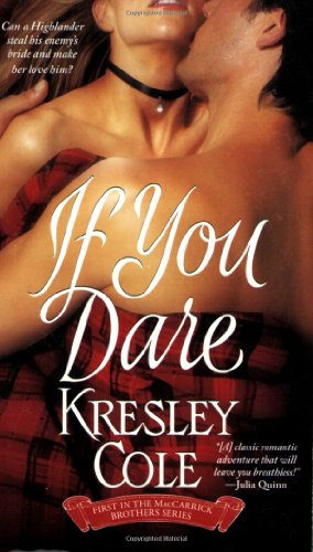 REVIEW:  If You Dare by Kresley Cole