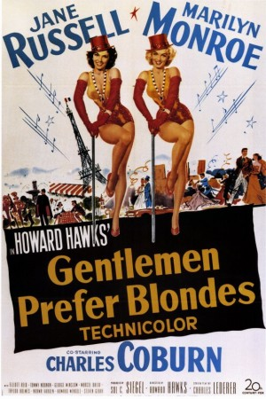Friday Film Review: Gentlemen Prefer Blondes