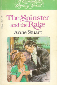 REVIEW:  The Spinster and the Rake by Anne Stuart
