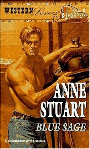 REVIEW:  Blue Sage by Anne Stuart