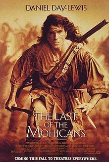 Friday Film Review: Last of the Mohicans