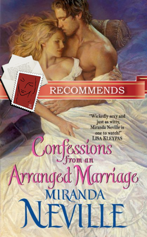 REVIEW: Confessions from an Arranged Marriage by Miranda Neville